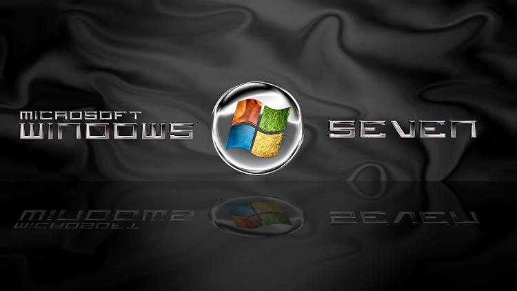 Custom Windows 7 Wallpapers - The Continuing Saga-satin-chrome-se7en.png