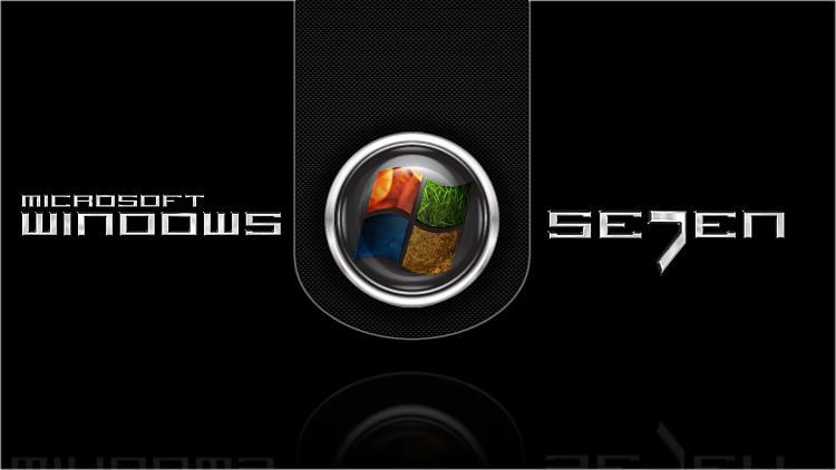 Custom Windows 7 Wallpapers - The Continuing Saga-carbon-platinum-se7en.png
