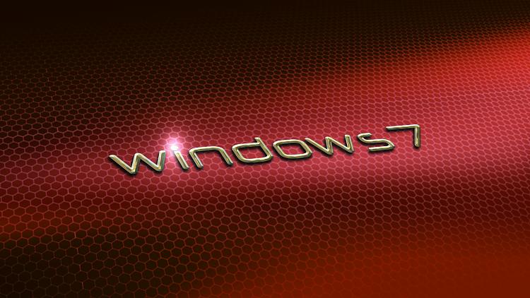 Custom Windows 7 Wallpapers - The Continuing Saga-liquid-gold-win7_ii_red.png