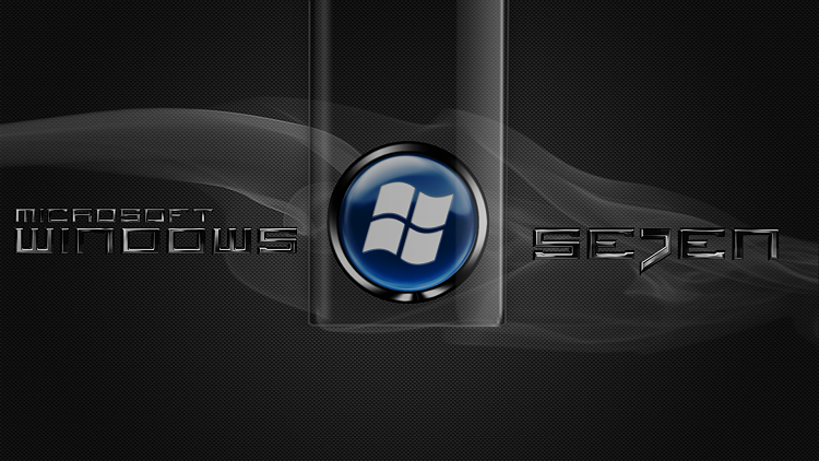 Custom Windows 7 Wallpapers - The Continuing Saga-se7en_black_carbon_steel.png