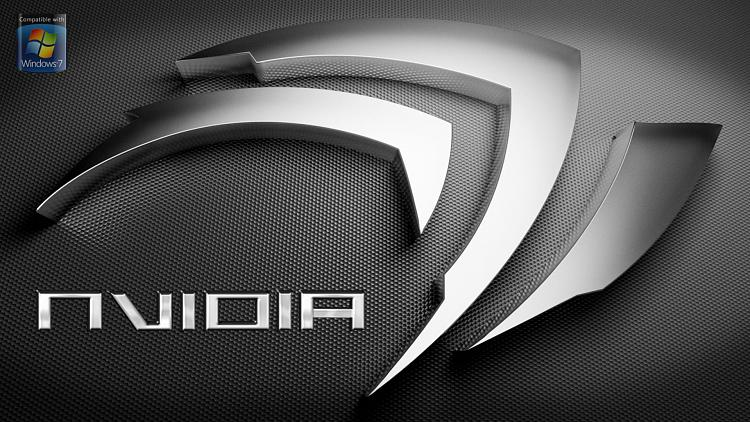 Custom Windows 7 Wallpapers - The Continuing Saga-nvidia-logo-metallic-wide-win7-comp-logo.jpg