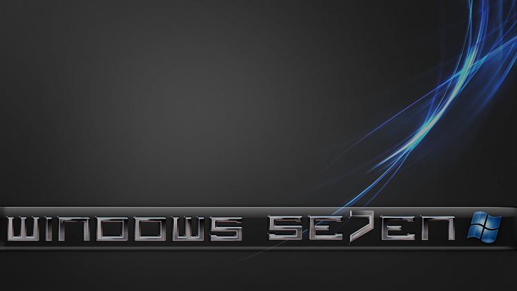 Custom Windows 7 Wallpapers - The Continuing Saga-se7en-blue-logo.png