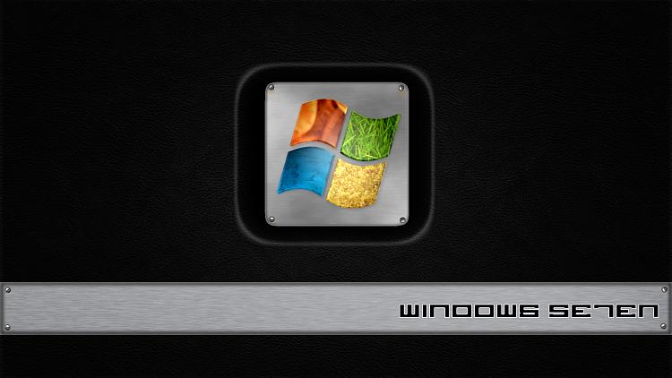 Custom Windows 7 Wallpapers - The Continuing Saga-black-leather-metal.png