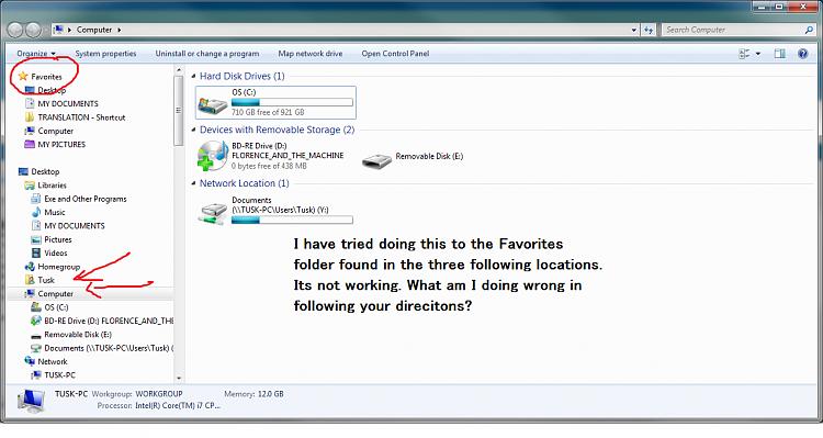 Explorer Left Pane -> Navigate to Favorites Automatically-screenshot.png