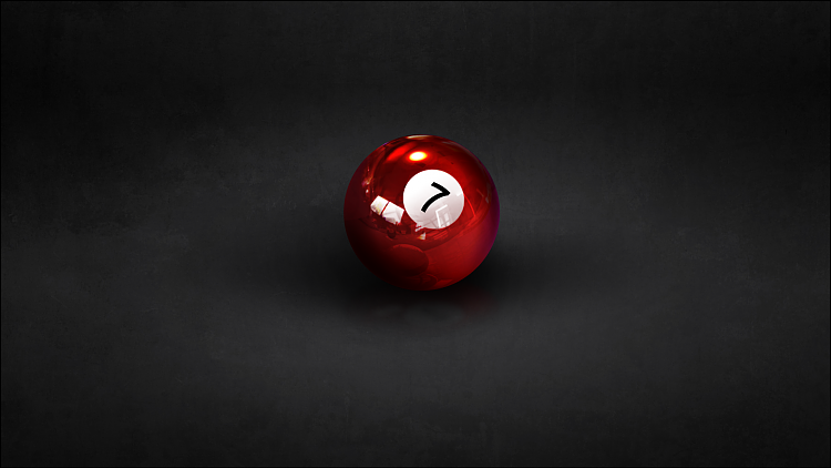 Custom Windows 7 Wallpapers - The Continuing Saga-win7_pool-ball.png