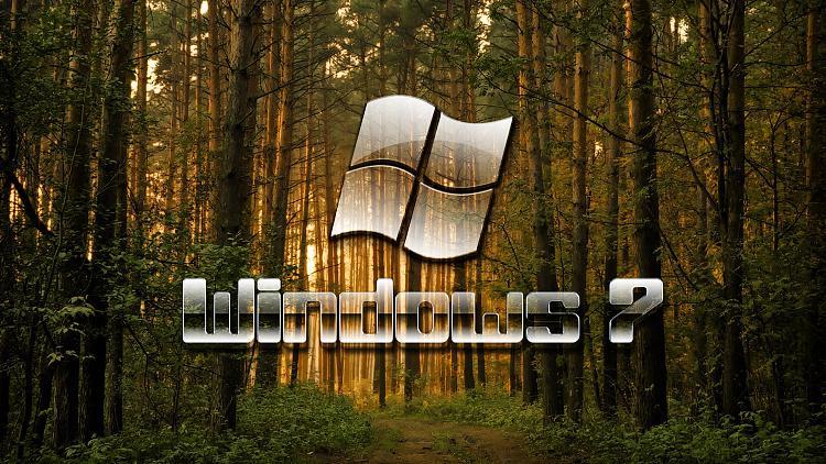 Custom Windows 7 Wallpapers - The Continuing Saga-nature.jpg