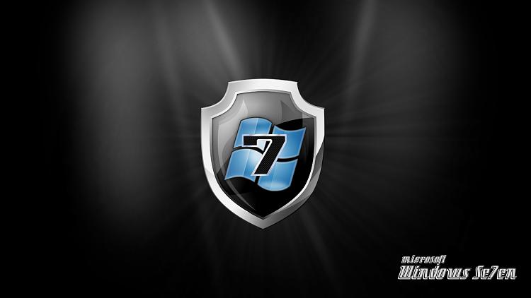 Custom Windows 7 Wallpapers - The Continuing Saga-se7en-shield.png