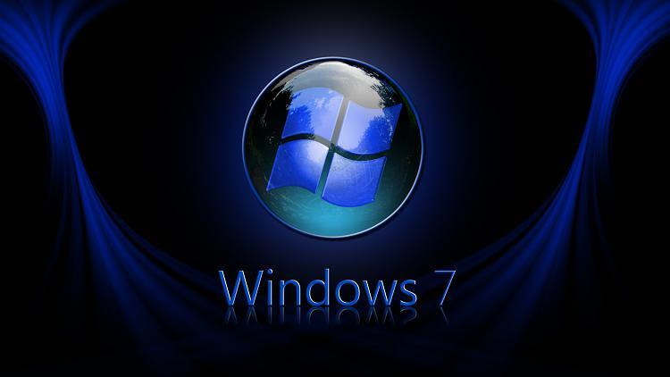 Custom Windows 7 Wallpapers - The Continuing Saga-black-n-blue.jpg