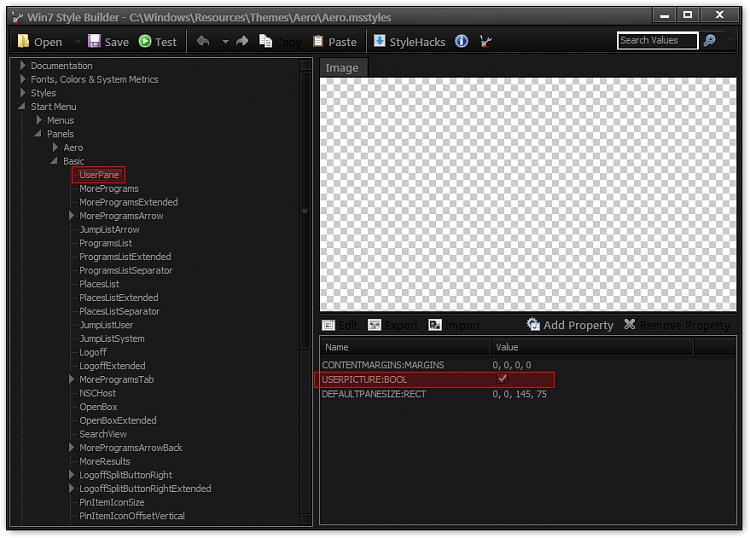 Remove Picture-win7-style-builder-cwindowsresourcesthemesaeroaero.msstyles.png