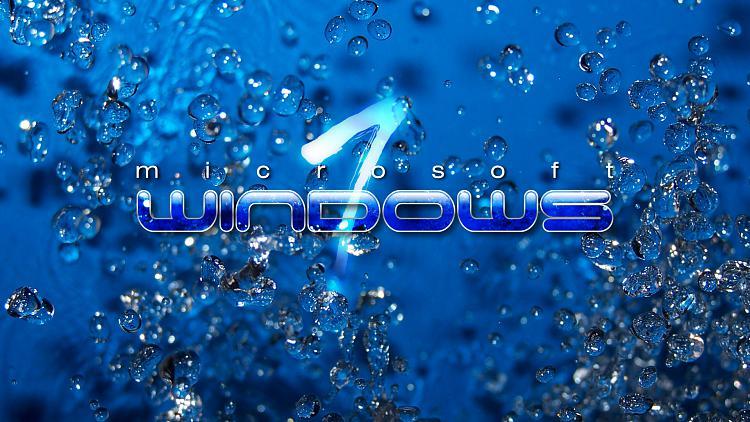 Custom Windows 7 Wallpapers - The Continuing Saga-win7-water-drops.jpg