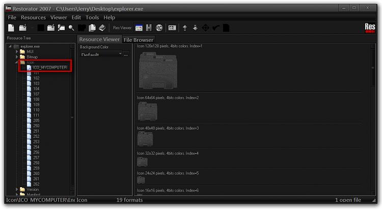 How do I change this Icon!?-restorator-2007-cusersjerrydesktopexplorer.exe.png
