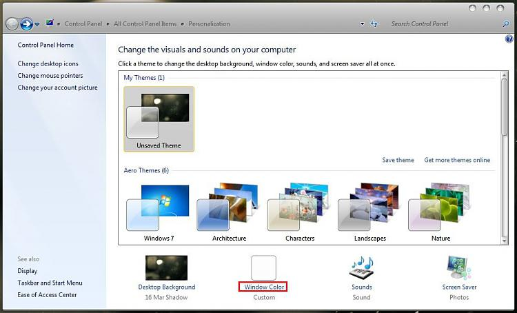 How do I change the color of this taskbar-capture.jpg