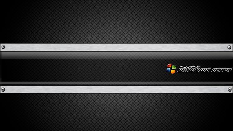 Custom Windows 7 Wallpapers - The Continuing Saga-se7en-dark-weave.png