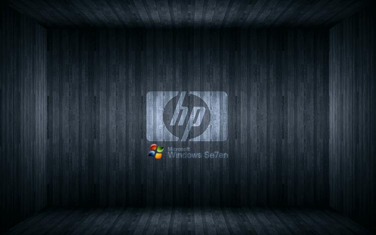 Custom Windows 7 Wallpapers - The Continuing Saga-hp-wood-wallpaper.png