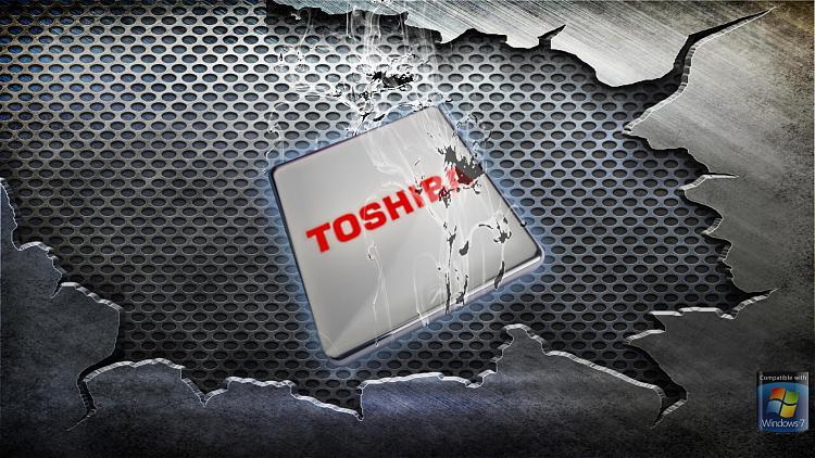 Custom Windows 7 Wallpapers - The Continuing Saga-toshiba_cracked-_metal-.jpg