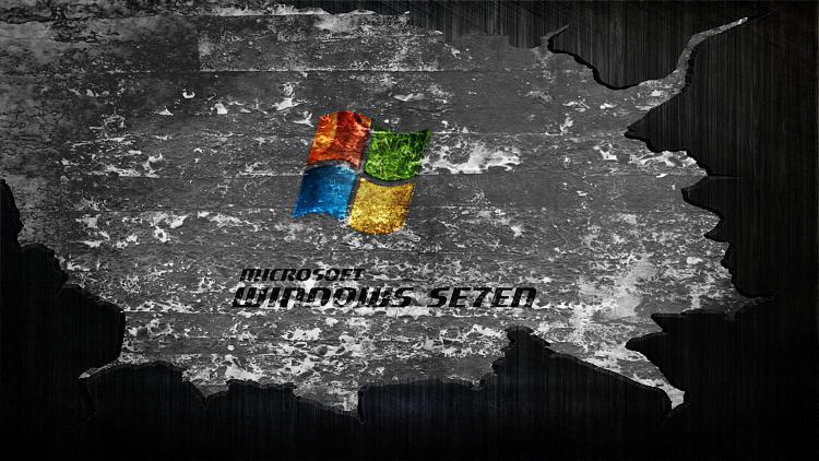 Custom Windows 7 Wallpapers - The Continuing Saga-se7en_broken_wood_grunge_wall.jpg
