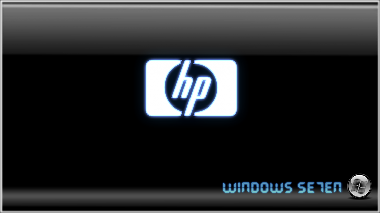 Custom Windows 7 Wallpapers - The Continuing Saga-hp-se7en-glass-glow.png