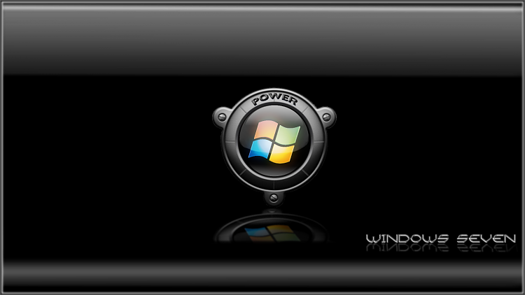 Custom Windows 7 Wallpapers - The Continuing Saga-se7en-power-button-glass-glow.png
