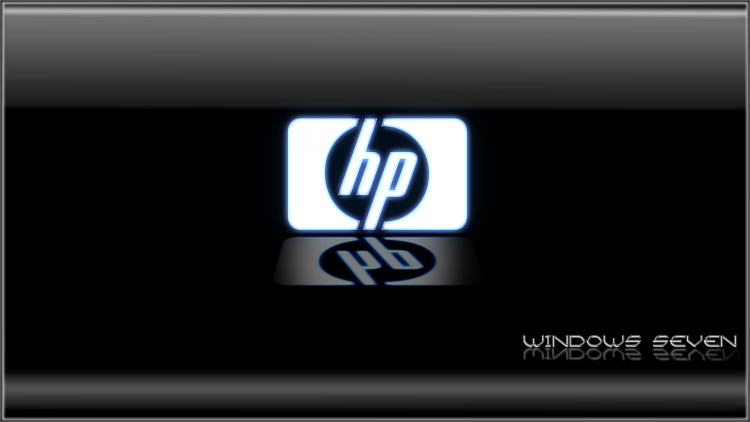 Custom Windows 7 Wallpapers - The Continuing Saga-hp-se7en-glass-glow-2.png