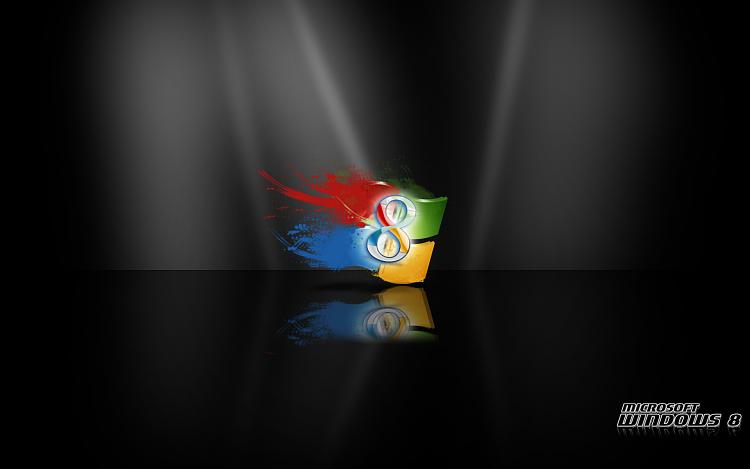 Custom Windows 7 Wallpapers - The Continuing Saga-windows-8-reflections-2.png