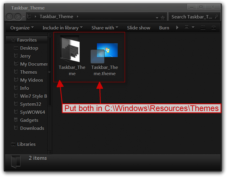 How to fully customize Windows 7 taskbar? Solved - Windows 7