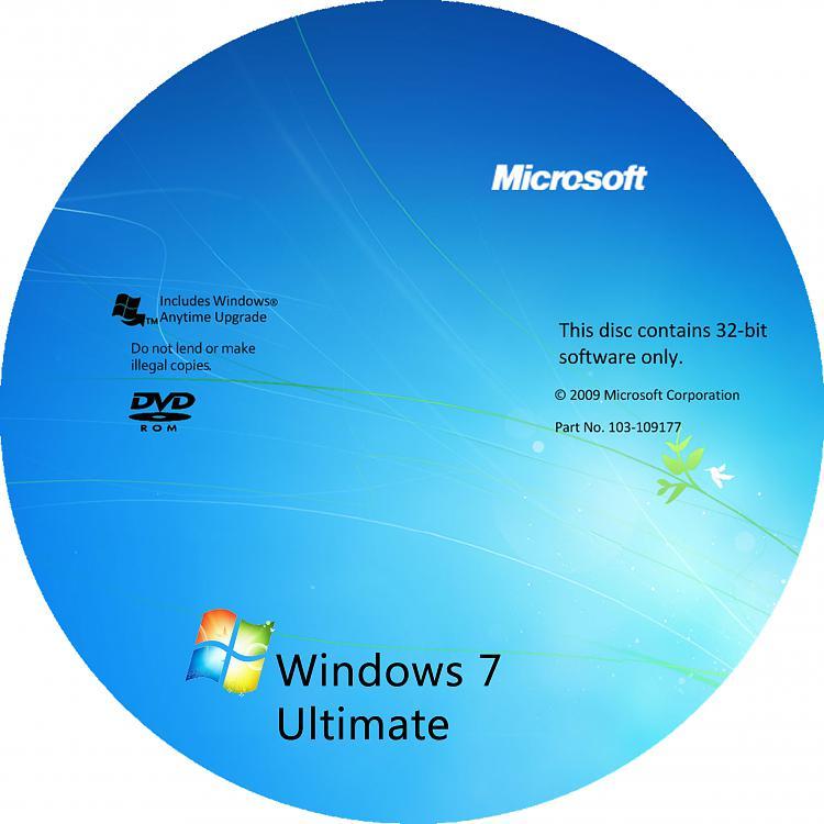 Custom Windows 7 DVD Cases And Covers-32bit-harmony.jpg