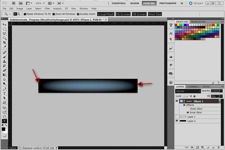 Trouble with Intermediate Progress bar (Black Border around image)-ps3.jpg