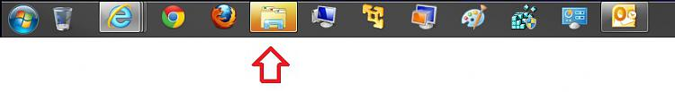 WIN7: How to change the default orange blinking icon on the taskbar?-taskbar.jpg