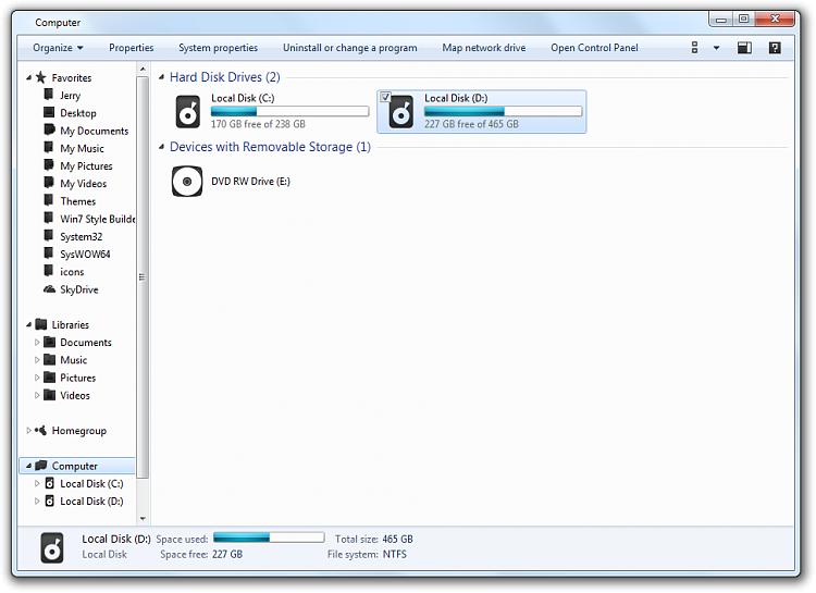 Move the address bar below the menu bar in Windows Explorer-computer.png