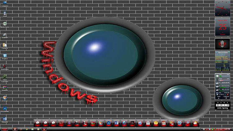 Show us your Desktop-thewall1.jpg