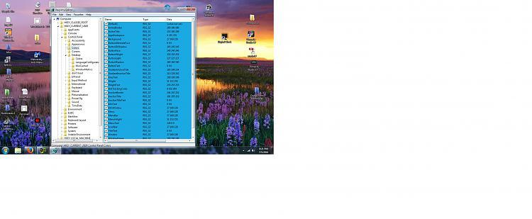 How to change background color of Folders in Windows 7-regedit-1.jpg