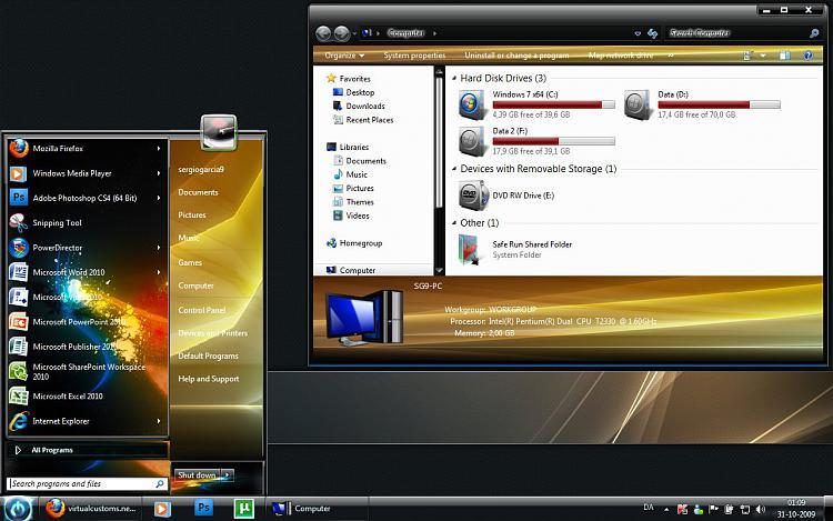 Black Line In The Horizon for Windows 7-preview.jpg