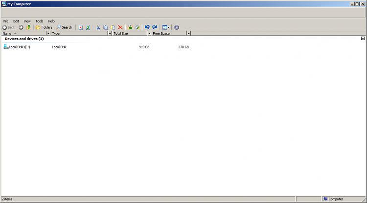 Move the address bar below the menu bar in Windows Explorer-new-addressbarremover-problem.png