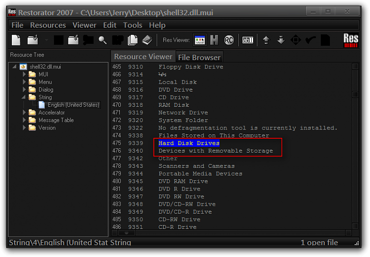 "Explorer ""Group By"" Text Change - Can I?-restorator-2007-cusersjerrydesktopshell32.dll.mui.png"