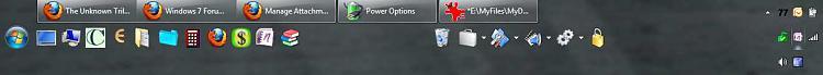 Space below custom tool bars on taskbar-taskbar.jpg