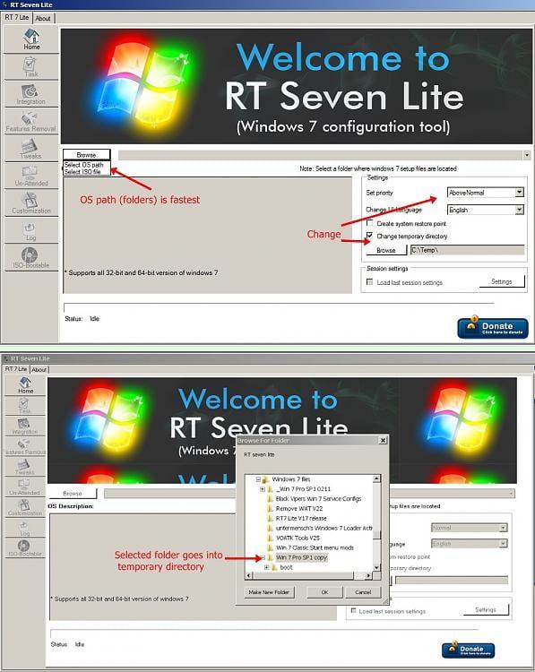 Detailed procedure using RT7 Lite-01-main-menu-opening-screen-vert1.jpg