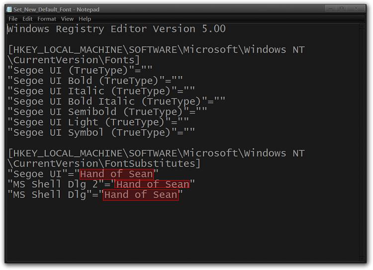 Navigation Pane Text-set_new_default_font-notepad.png