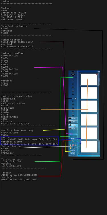How to change clock background color?-taskbar.png