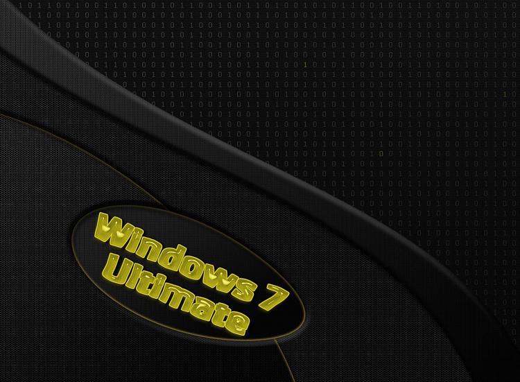 Custom Windows 7 Wallpapers [continued]-w7yellow.jpg