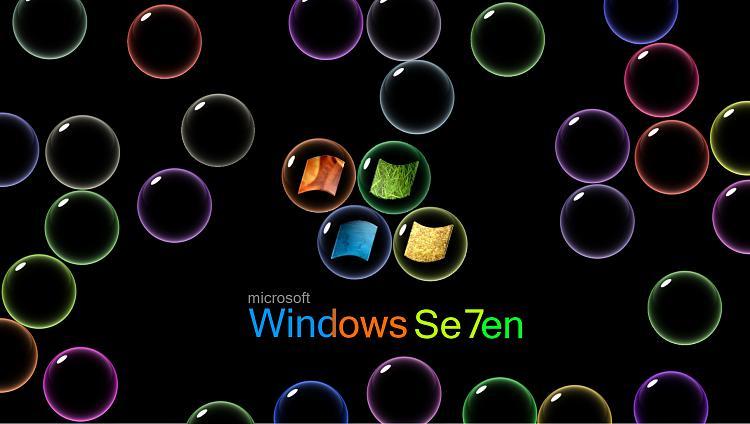 Custom Windows 7 Wallpapers [continued]-se7en-bubbles.jpg