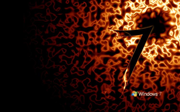 Custom Windows 7 Wallpapers [continued]-se7en-onfire.png