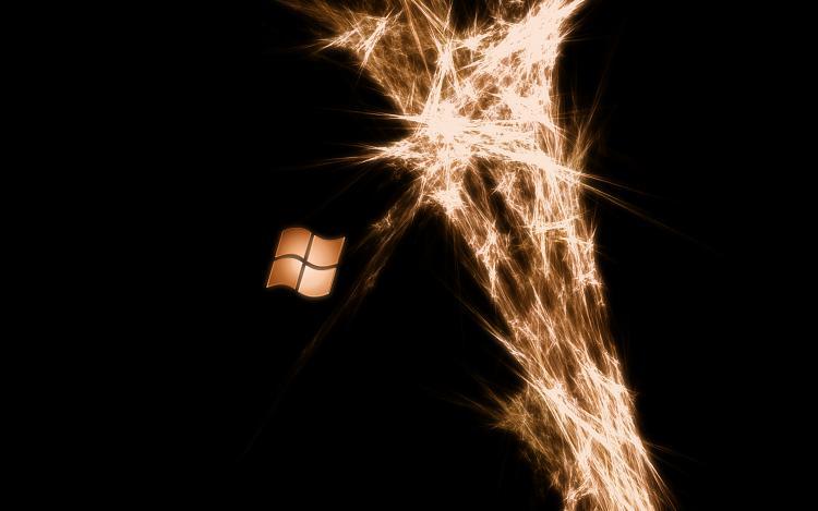 Custom Windows 7 Wallpapers [continued]-fractal-windows-glow.jpg