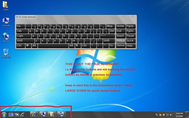 Windows 7 taskbar Buttons Issue-2.jpg