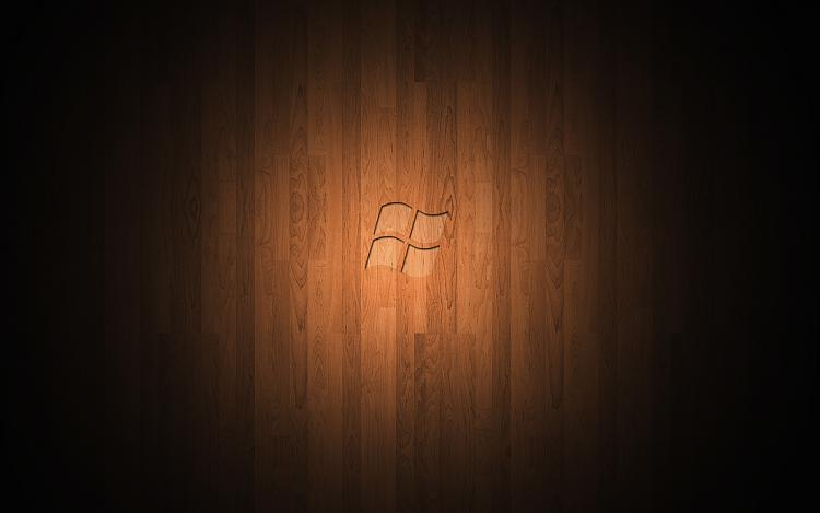 Custom Windows 7 Wallpapers [continued]-woodwall.jpg