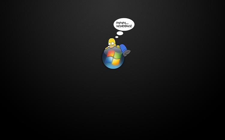 Custom Windows 7 Wallpapers [continued]-homersimpson1.jpg