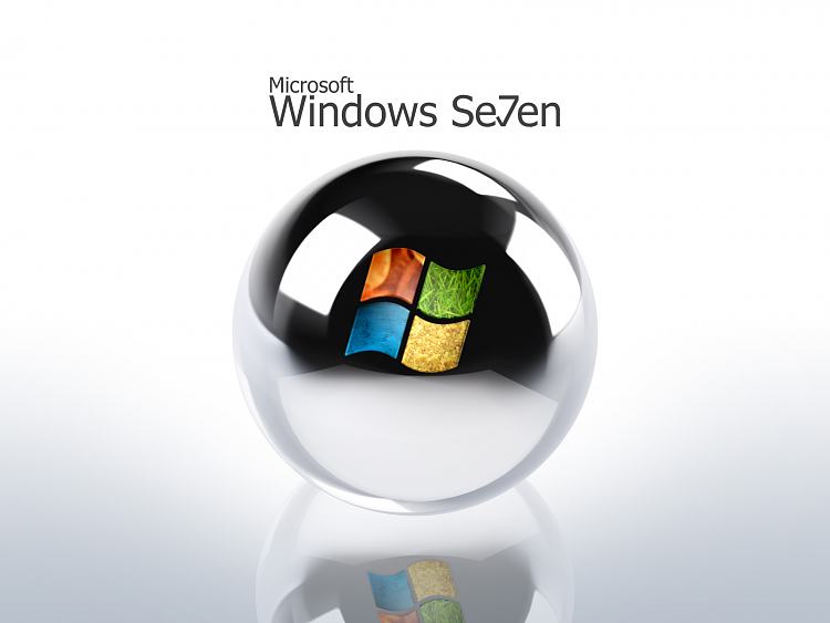 Custom Windows 7 Wallpapers [continued]-se7en-chrome-sphere-1600.png