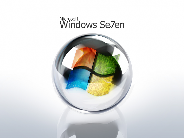Custom Windows 7 Wallpapers [continued]-se7en-chrome-sphere-2-1600x1200.png