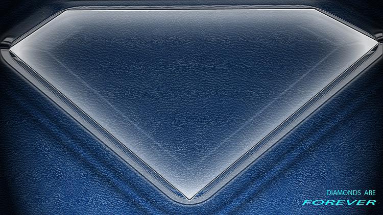 Custom Windows 7 Wallpapers [continued]-diamonds-forever.jpg