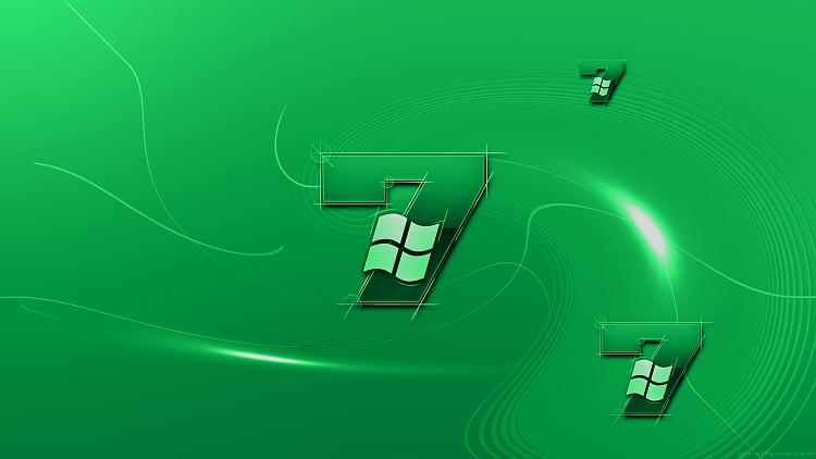 Custom Windows 7 Wallpapers [continued]-7renders_green.png