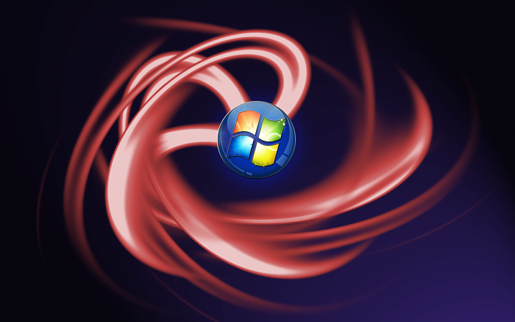 Custom Windows 7 Wallpapers - The Continuing Saga-windows-spiral.png